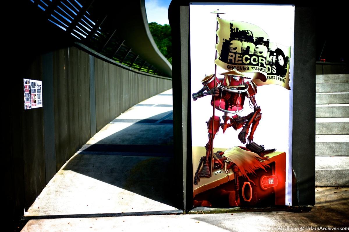 Anaki Rocks The City 2013 01