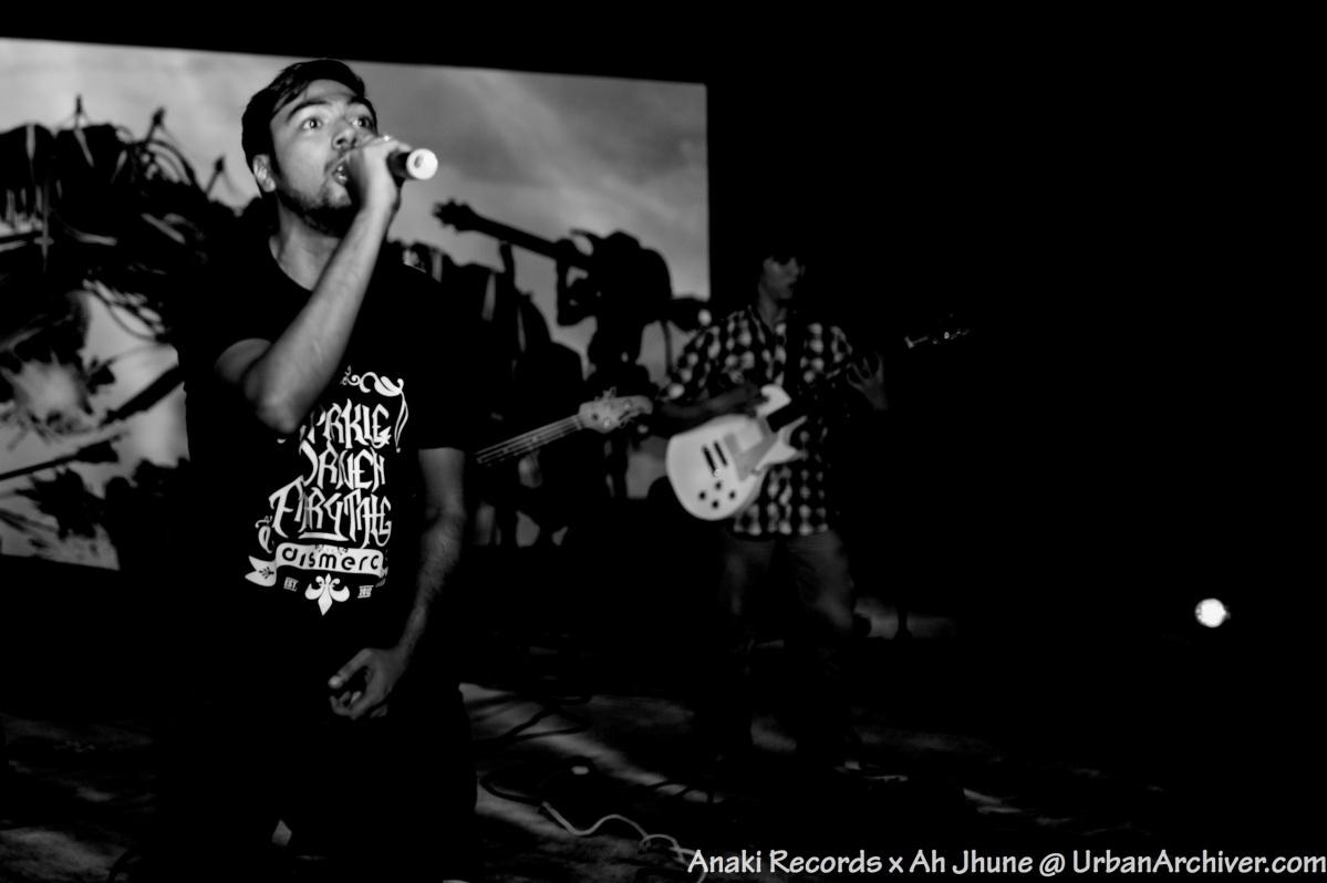 Anaki Rocks The City 2013 11