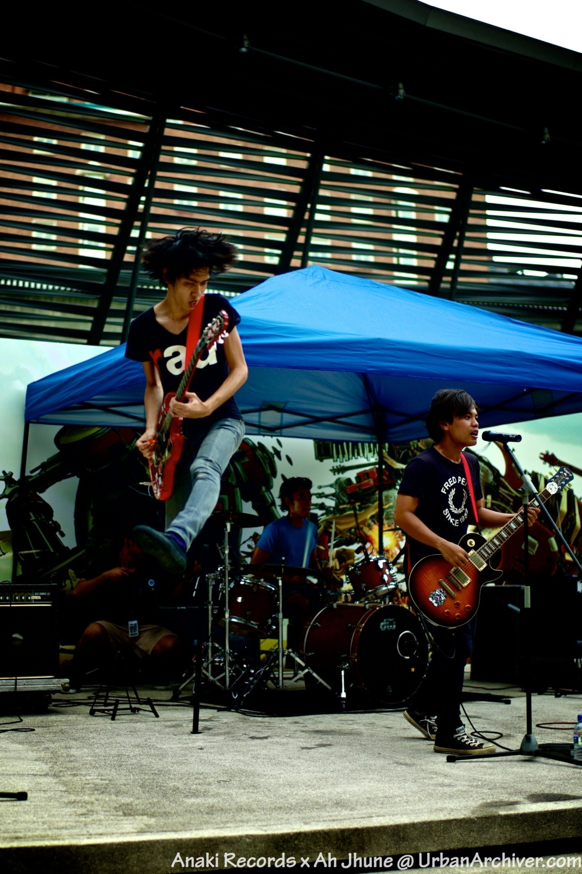 Anaki Rocks The City 2013 20