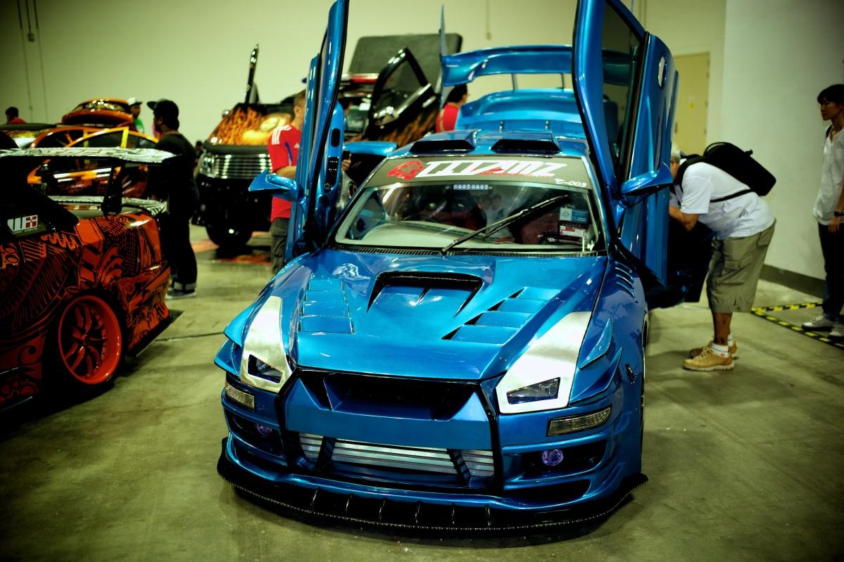 Tokyo Auto Salon Sin 11