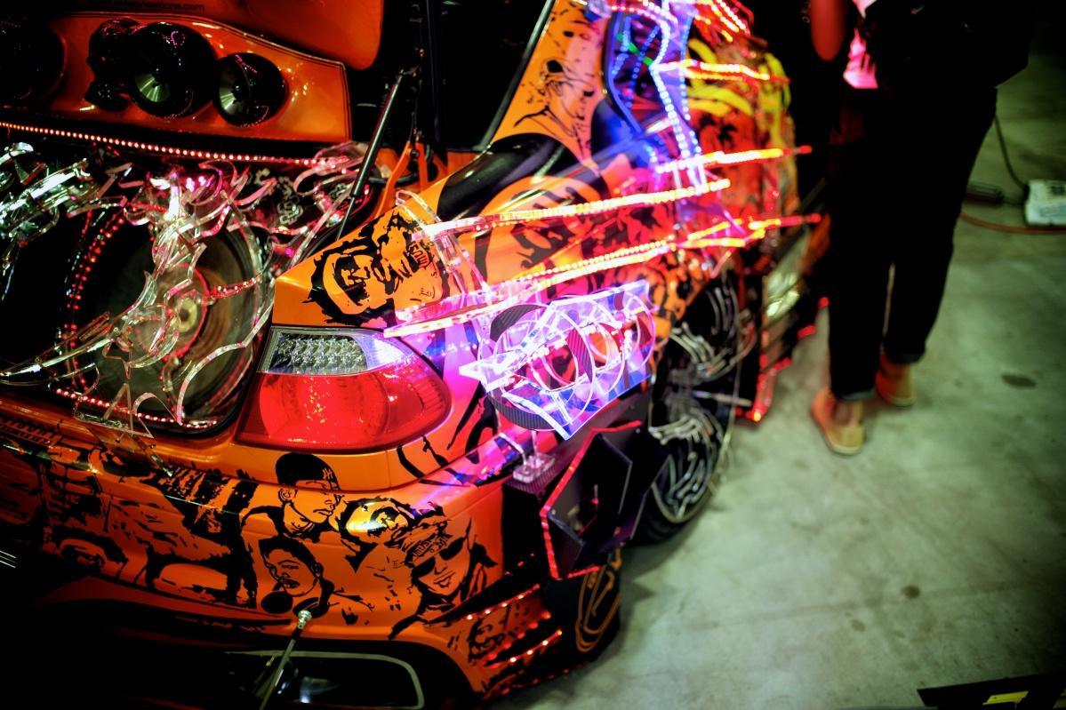Tokyo Auto Salon Sin 12