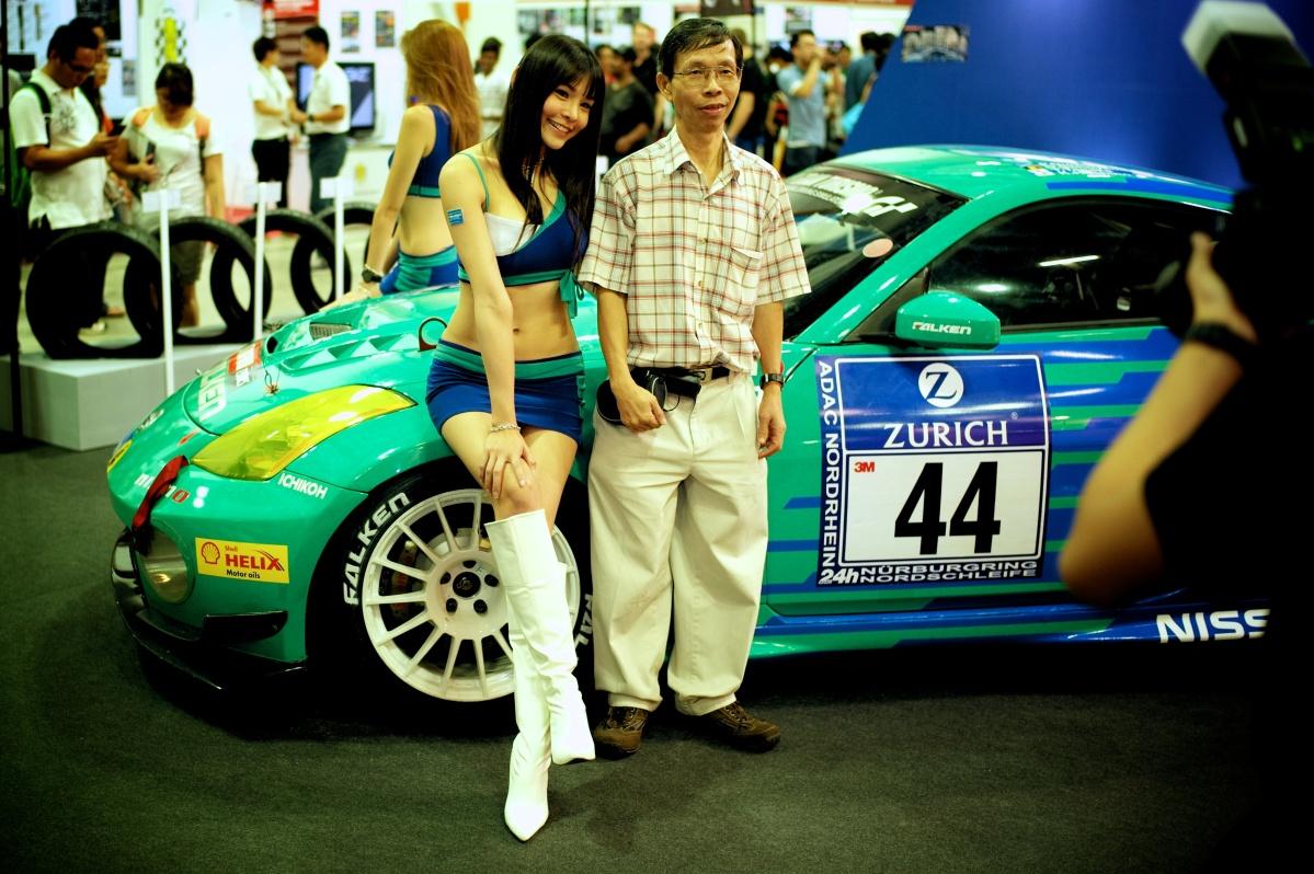 Tokyo Auto Salon Sin 21
