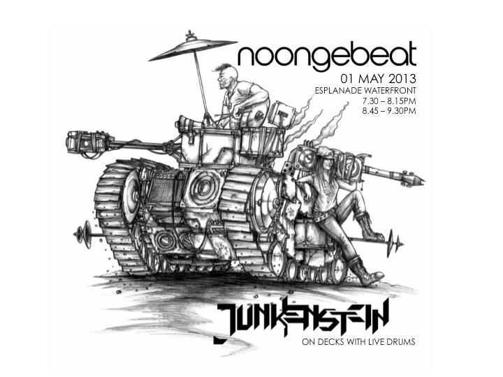 Noogebeat Junkenstein 36