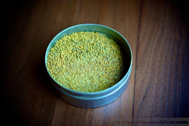 oyster sauce taste umami 5 fennel pollen aged balsamic orange peel 08
