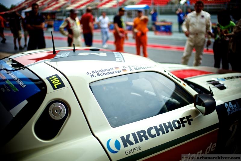 Barcelona 2013 24hr Race 20