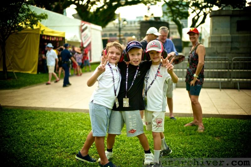 Singapore Formula 1 2013 09