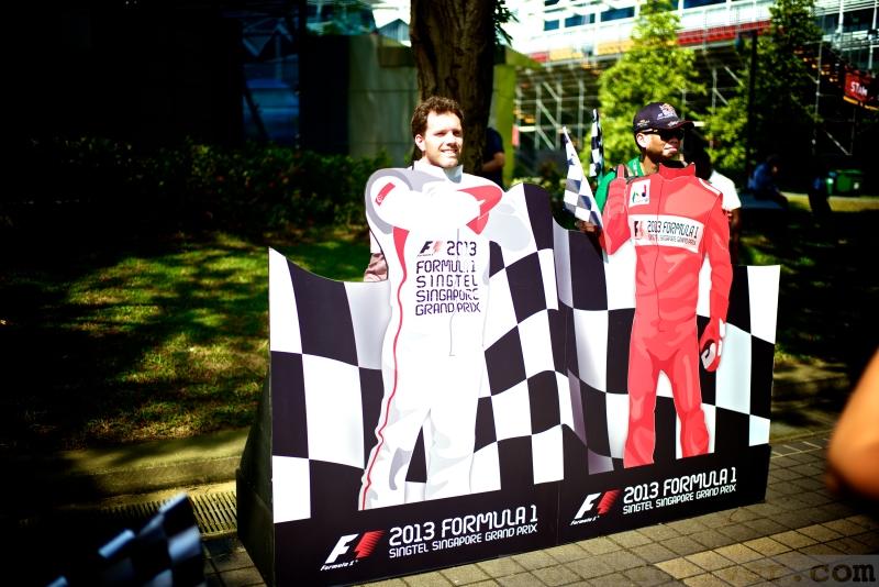 Singapore Formula 1 2013 28