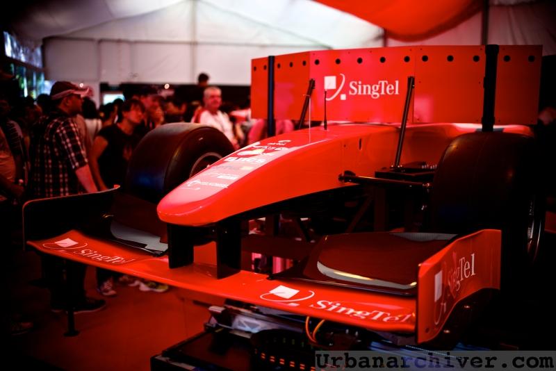 Singapore Formula 1 2013 29
