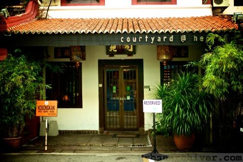 Courtyard Heeren 11