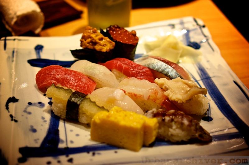 Tsukiji Sushi Dai Aiyo Coffee 10