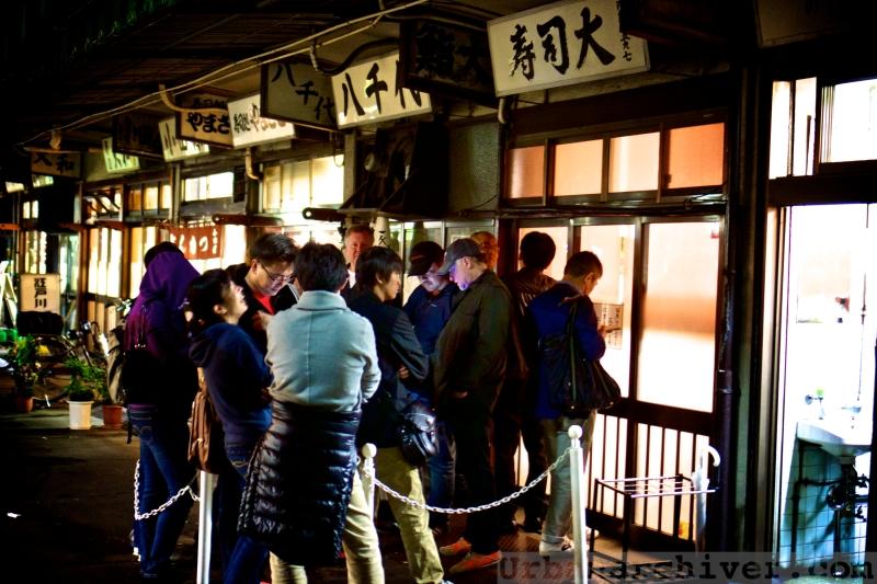 Tsukiji Sushi Dai Aiyo Coffee 19