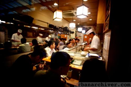 Tsukiji Sushi Dai Aiyo Coffee 34