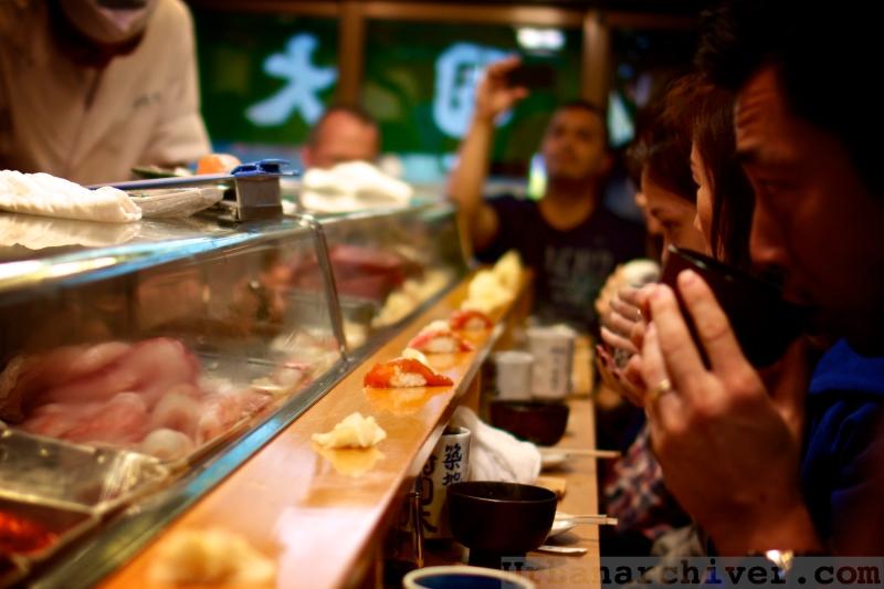Tsukiji Sushi Dai Aiyo Coffee 37