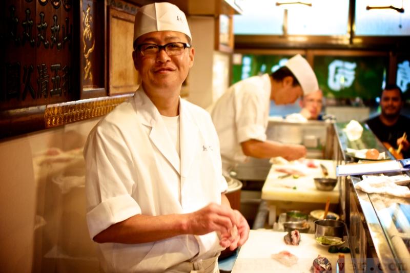 Tsukiji Sushi Dai Aiyo Coffee 45