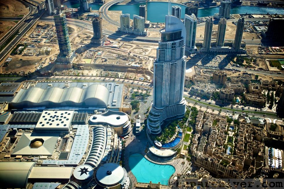 Dubai Burj Kalifa 3