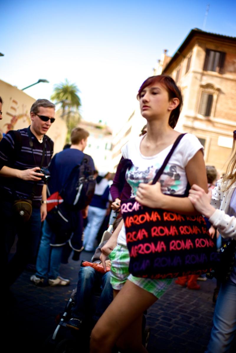 Rome Piazza Navona Spanish Steps 02