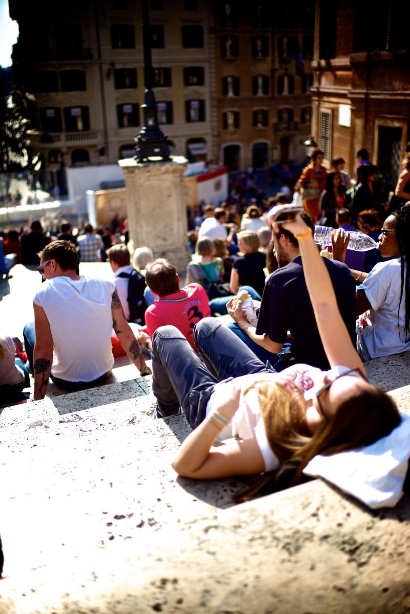 Rome Piazza Navona Spanish Steps 07