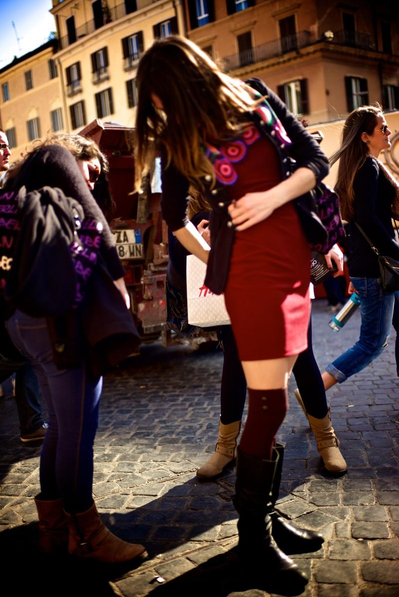 Rome Piazza Navona Spanish Steps 08