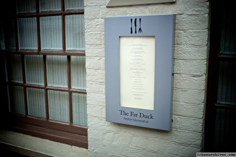 Fat Duck UK 34