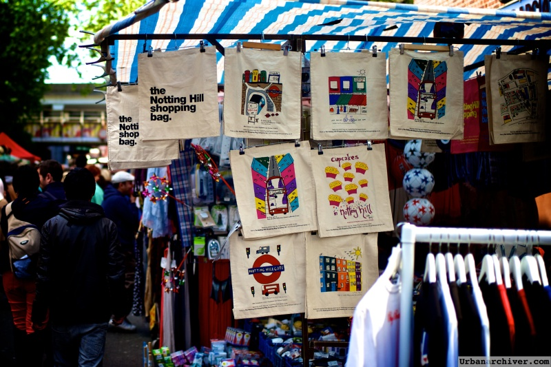Portobello Market London 02