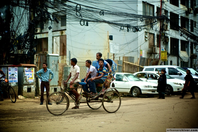 Streets of Dhaka 05