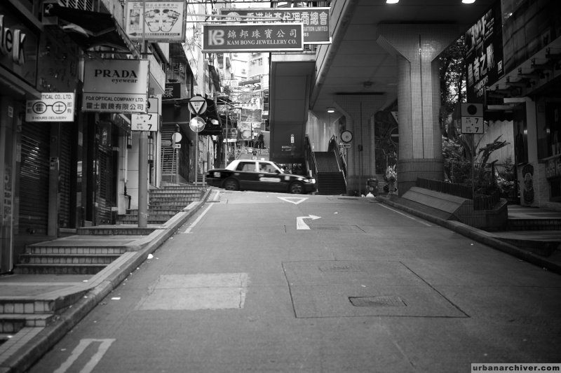 Streets Hong Kong Morning 5