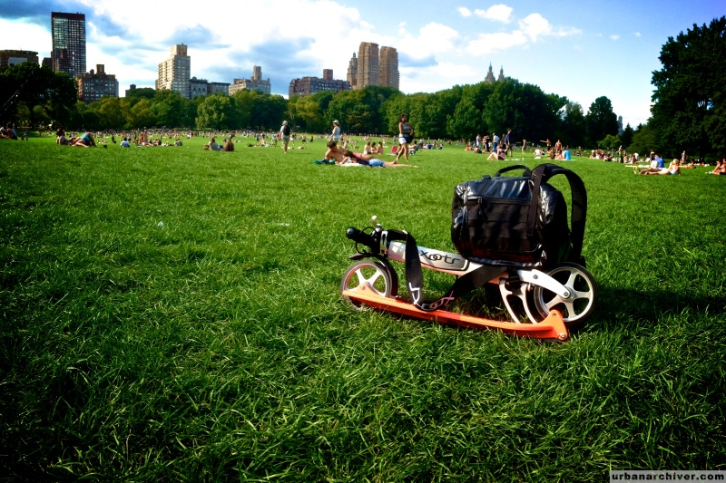 New York Central Park 1
