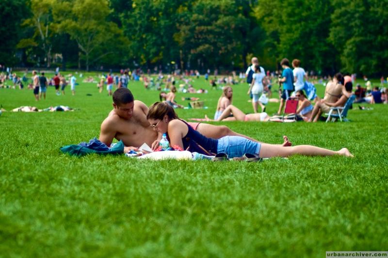 New York Central Park 4