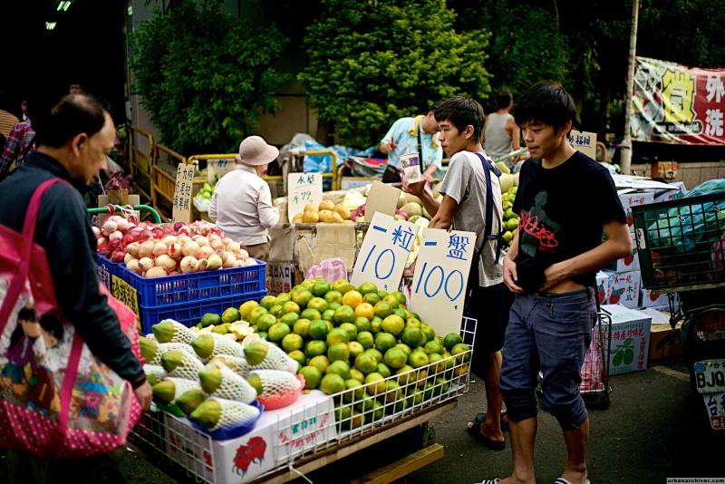 滨江市场 Taiwan Bin Jiang Market 03