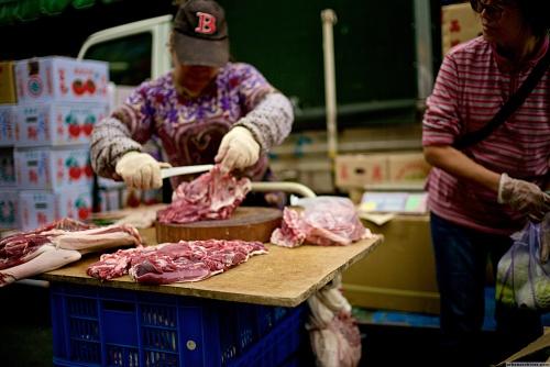 滨江市场 Taiwan Bin Jiang Market 06