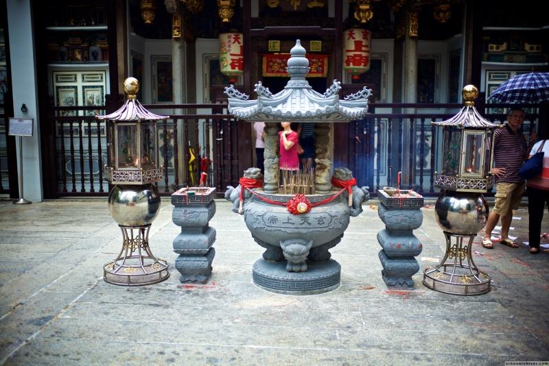 Yueh Hai Ching Temple 粤海清庙 01