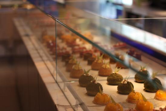 Western Desserts Window