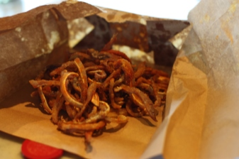 Fried Pig Ears